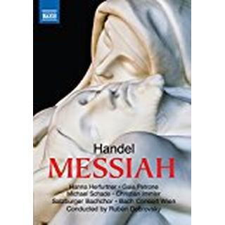 Handel: Messiah [Hanna Herfurtner; Gaia Petrone; Michael Schade; Christian Immler; Salzburger Bachchor; Bach Consort Wien; Rubén Dubrovsky] [Naxos: 2110387] [DVD]